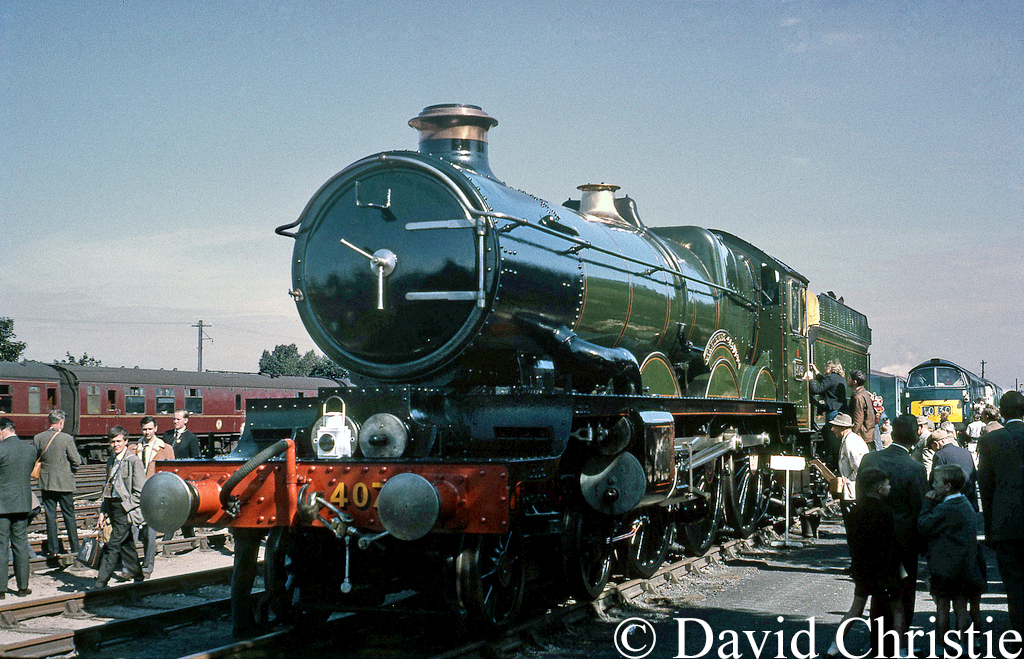 4079 Pendennis Castle at Taplow Open Day - September 1966.jpg