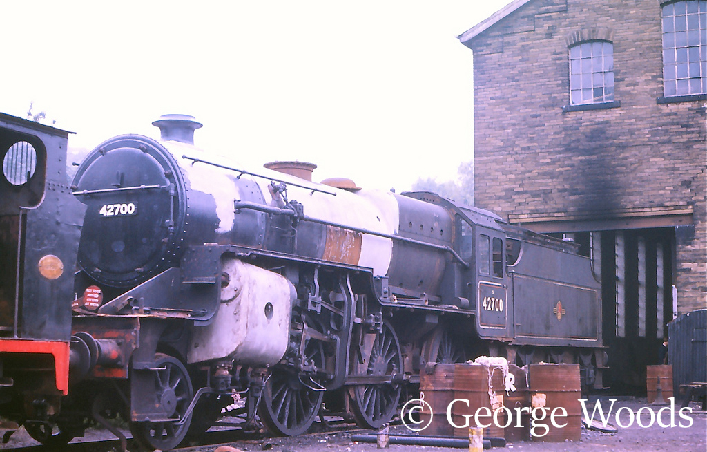 42700 at Haworth on the KWVR - July 1968.jpg