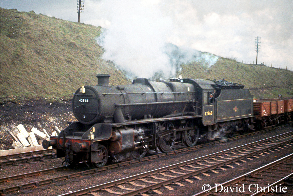 42968 near Berkamstead Station - April 1963.jpg