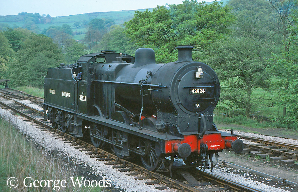 43924 at Oxenhope on the KWVR - August 1983.jpg