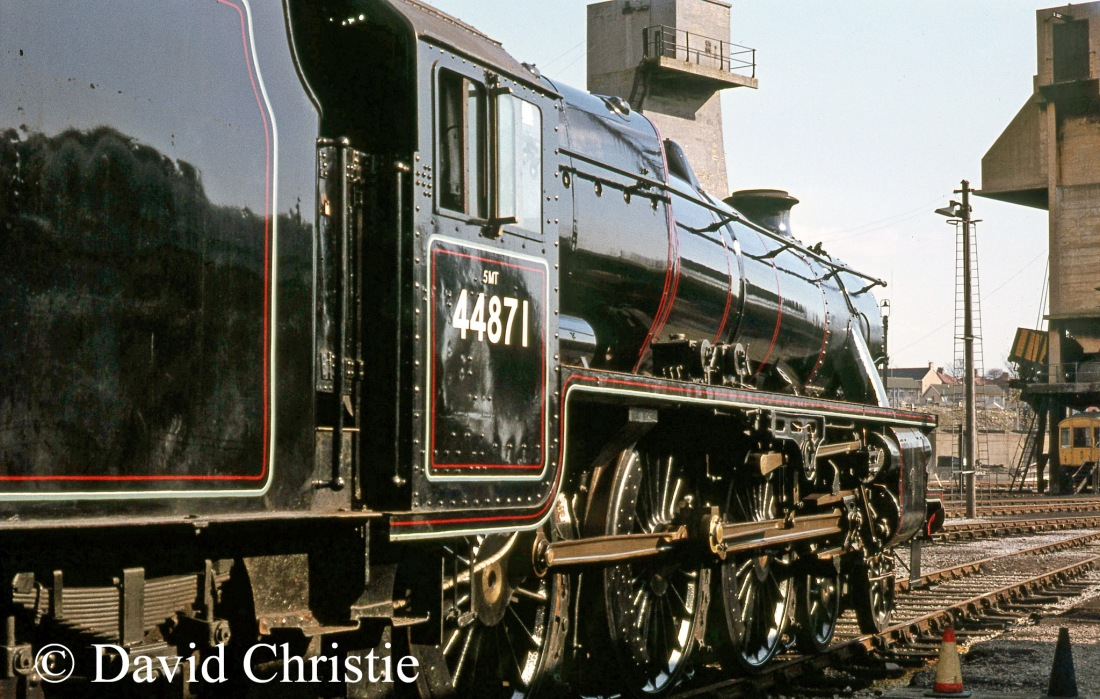 44871 at Steamtown, Carnforth - April 1977.jpg