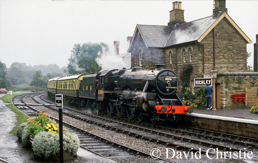 45000 at Highley on the Severn Valley Railway - September 1987.jpg