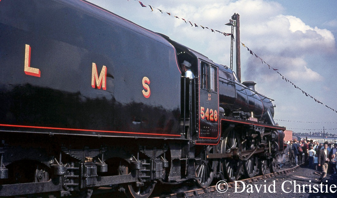 45428 Eric Treacy at Cricklewood - July 1969.jpg