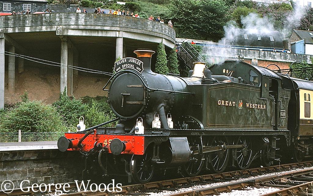 4588 on the Paignton & Darmouth Railway - July 1977.jpg