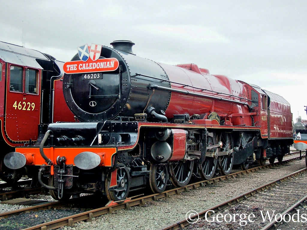 46203 Princess Margaret Rose at Crewe Works Open Day - September 2005.jpg