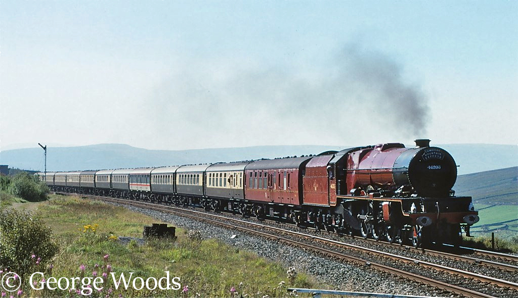 46203 Princess Margaret Rose at Garsdale - October 1991.jpg