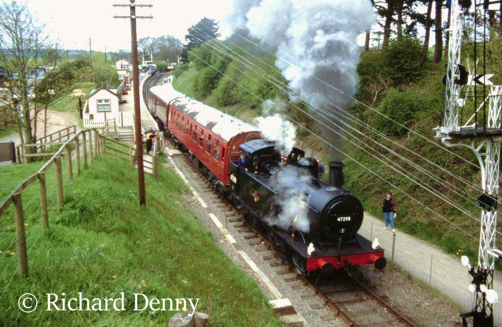 47298 at Pitsford  on the Northampton & Lamport Railway- May 1996.jpg