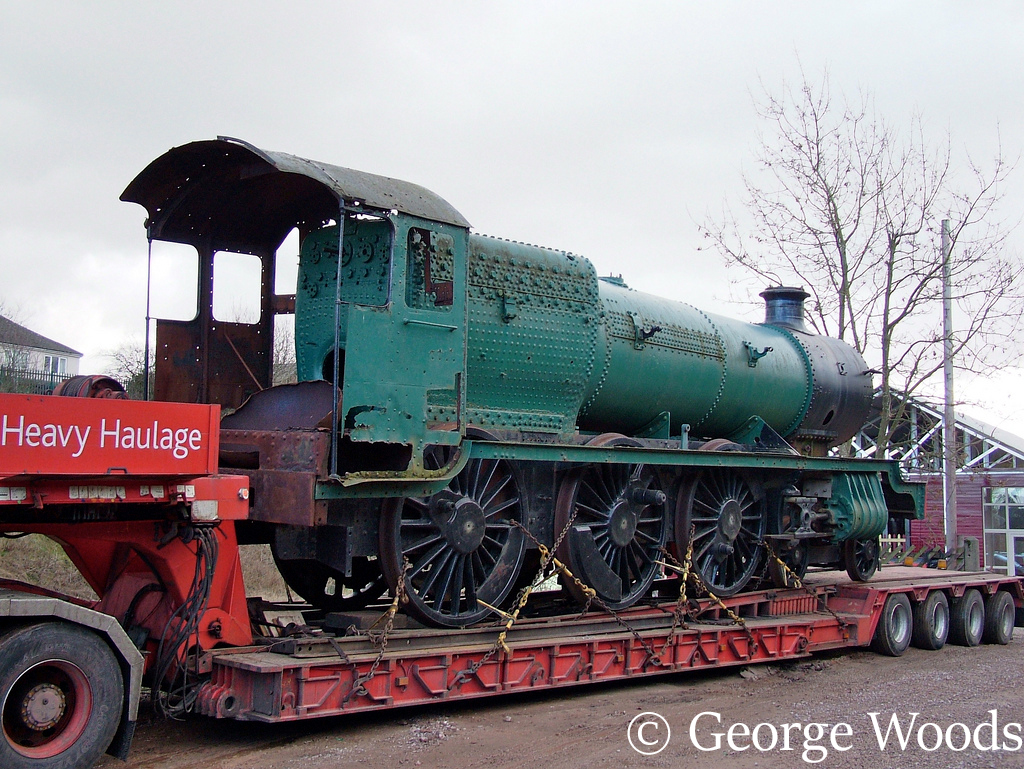 4979 Wooton Hall arrives at Appleby - March 2007.jpg