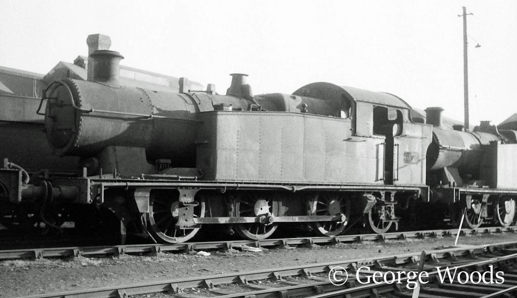 5619 in Woodham's scrapyard at Barry - March 1965.jpg