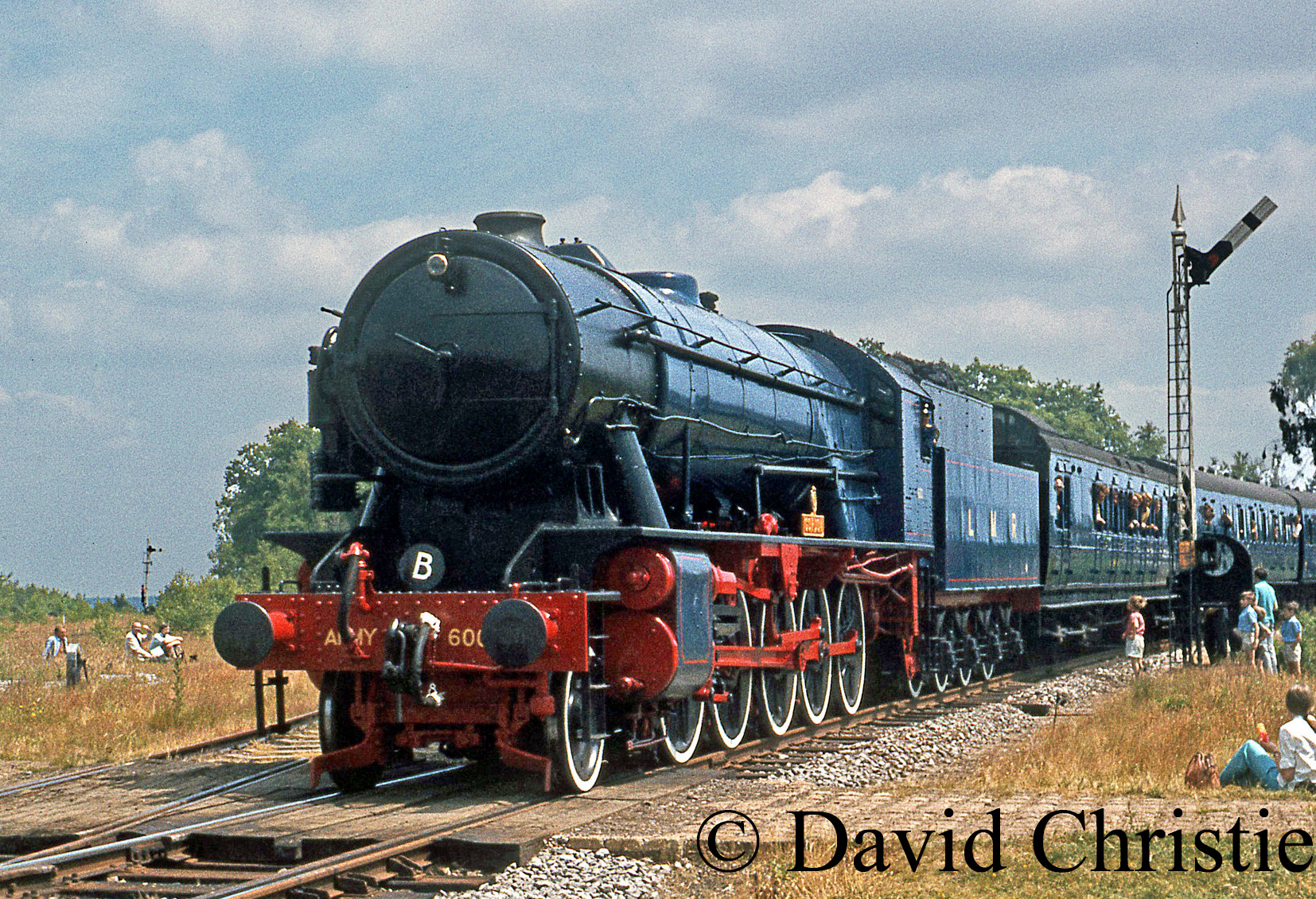 600 Gordon on the Longmoor Military Railway - July 1969.jpg