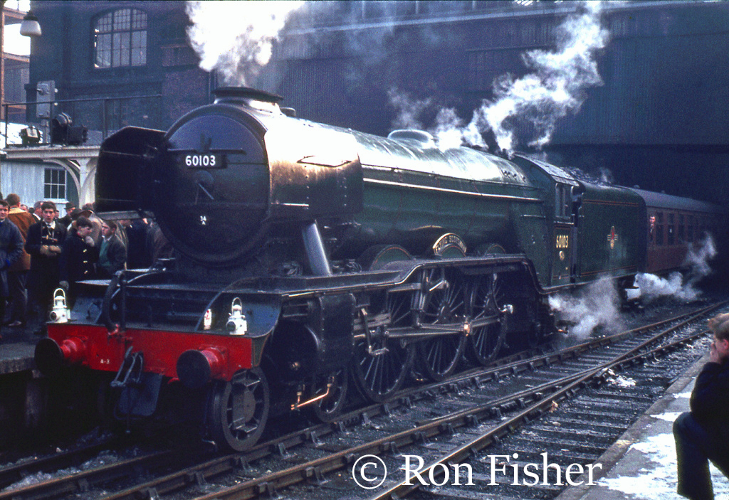 60103 Flying Scotsman at Kings Cross - January 1963.jpg