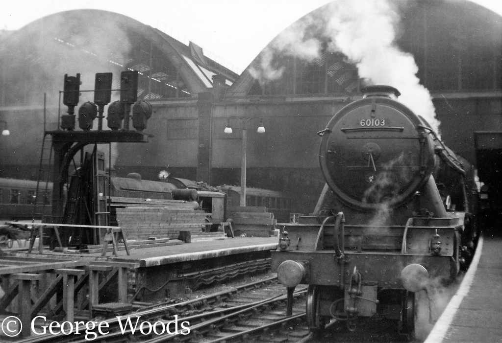60103 Flying Scotsman at Kings Cross - June 1961.jpg