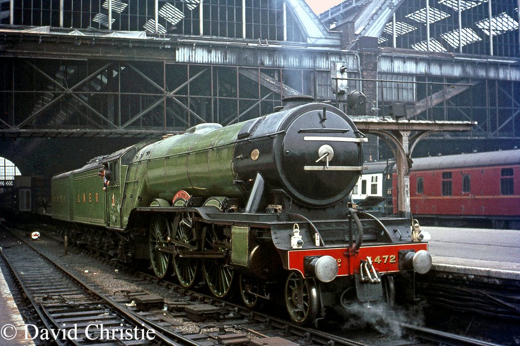 60103 Flying Scotsman at Kings Cross - September 1967.jpg