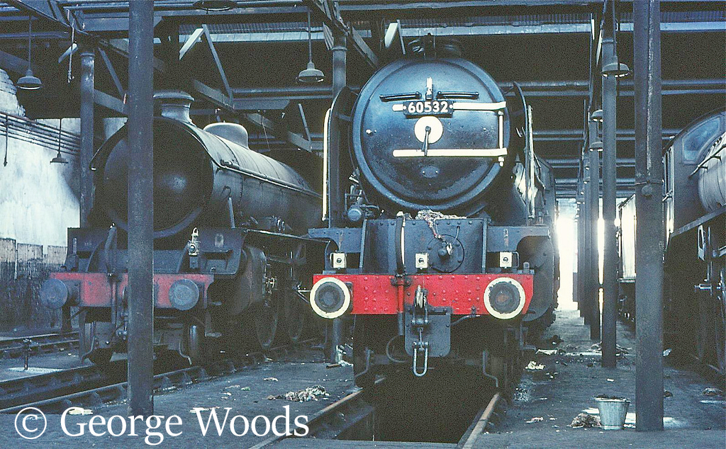 60532 Blue Peter in Dundee Tay Bridge shed - May 1967.jpg