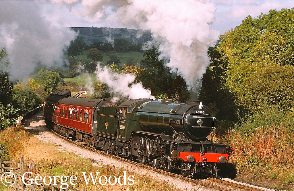 60800 Green Arrow on the North Yorkshire Moors Railway - October 1999.jpg