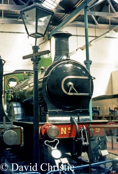 62277 Gordon Highlander in the Glasgow Pollokshields Museum - April 1973.jpg