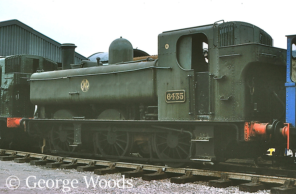 6435 at Buckfastleigh on the South Devon Railway - July 1977.jpg