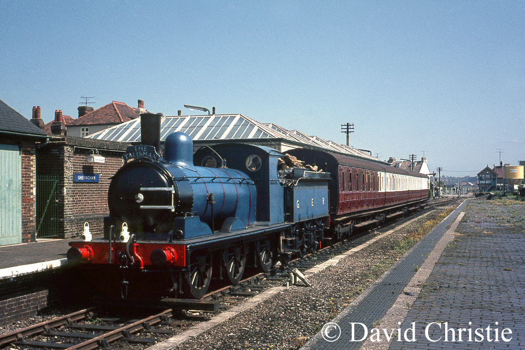 65462 at Sheringham on the North Norfolk Railway. Posed out of steam - May 1968.jpg