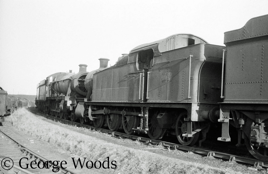 7202 at Woodham's scrapyard at Barry - March 1965.jpg