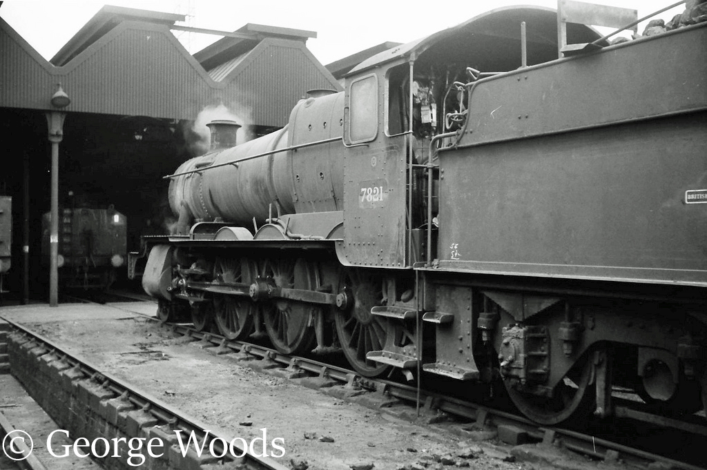 7821 Ditcheat Manor on Crewe South shed - May 1965.jpg
