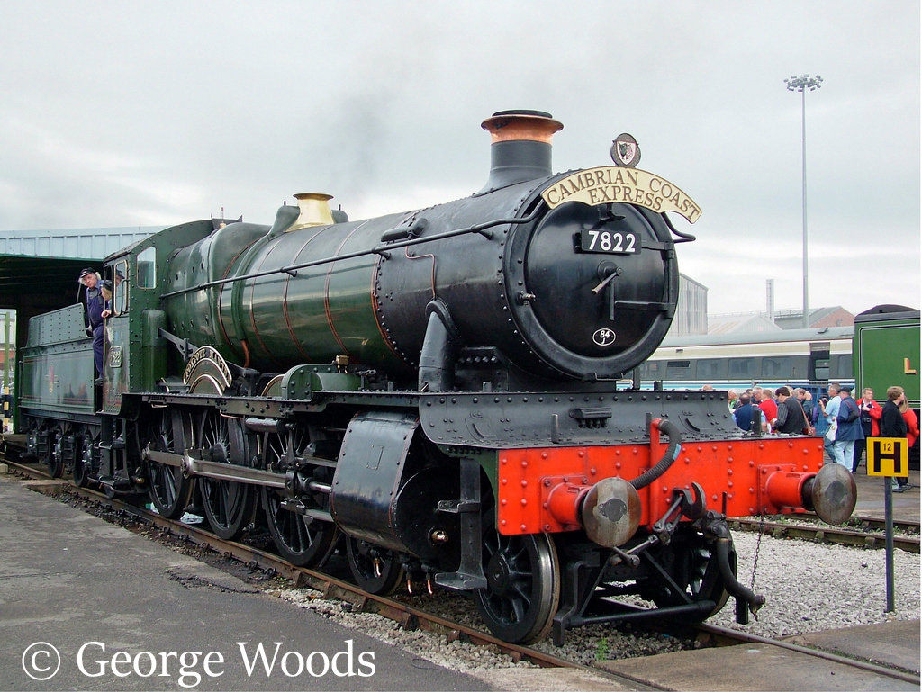 7822 Foxcote Manor at Crewe Works Open Day - September 2005.jpg