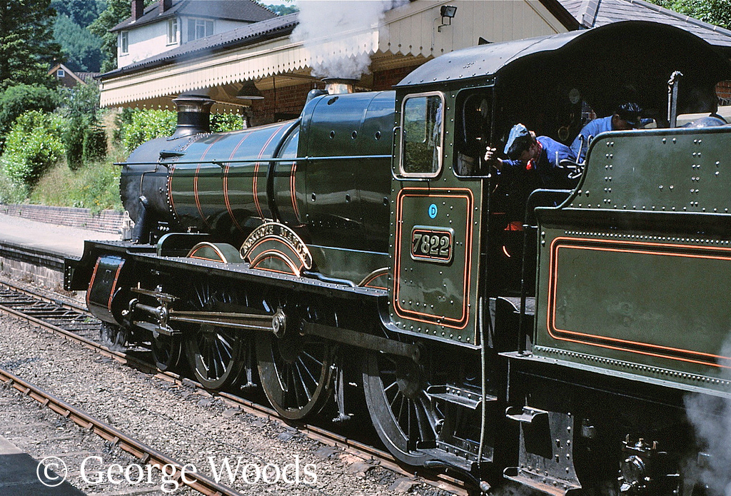 7822 Foxcote Manor at Llangollen - July 1989.jpg