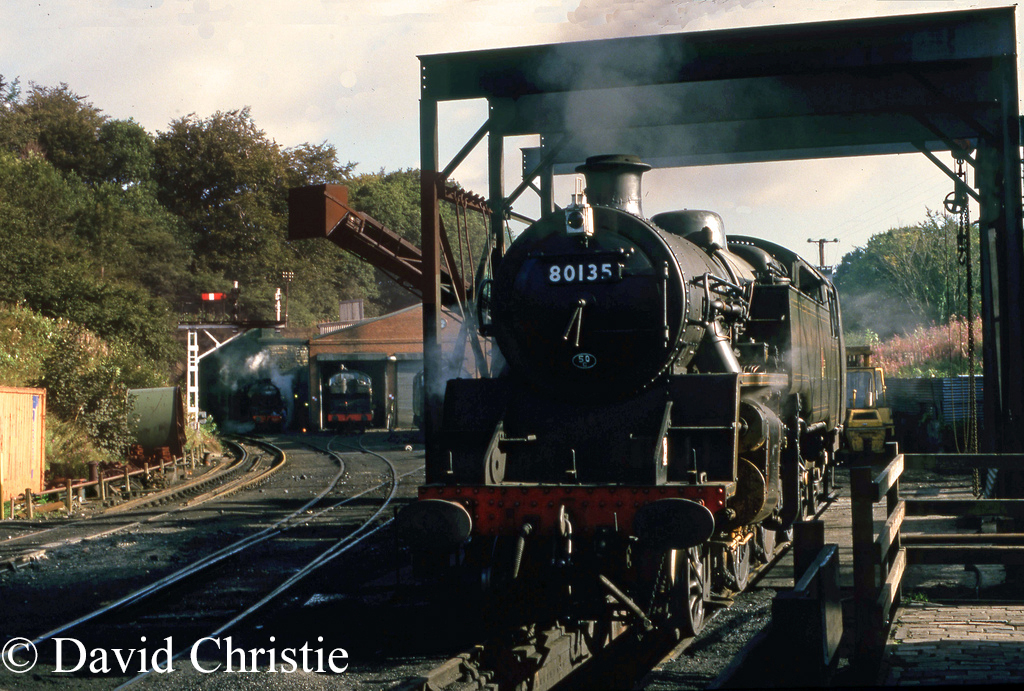 80135 at Grosmont on the North Yorkshire Moors Railway - September 1987.jpg