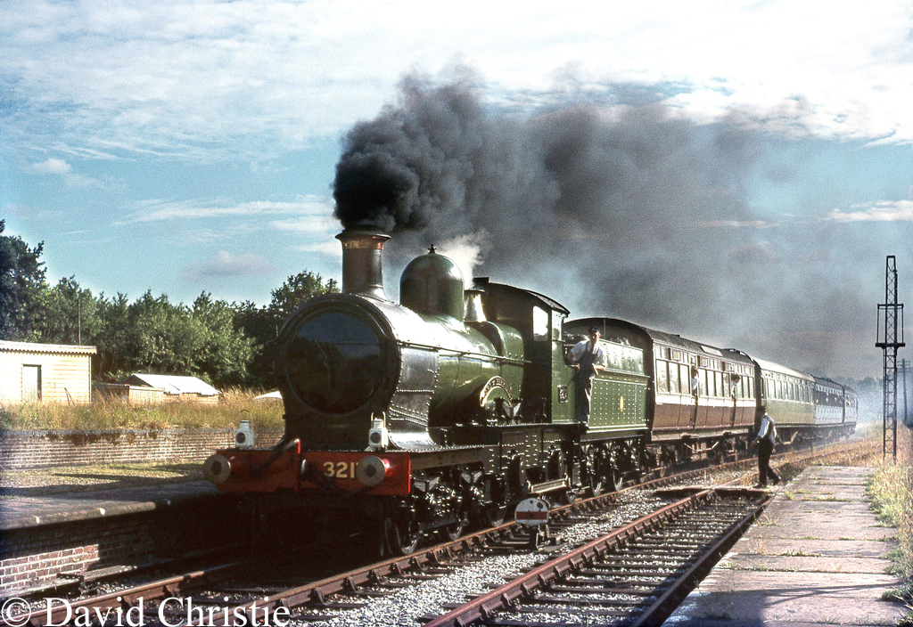 9017 at Horsted Keynes on the Bluebell Railway - August 1969.jpg