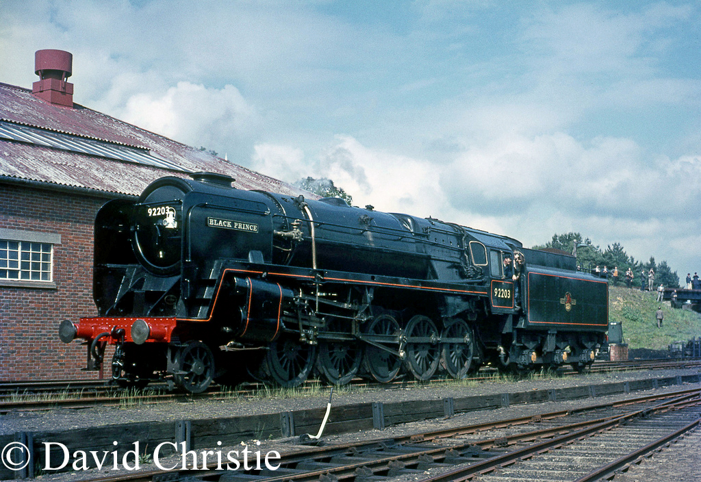 92203 Black Prince on the Lonhmoor Military Railway - June 1968.jpg