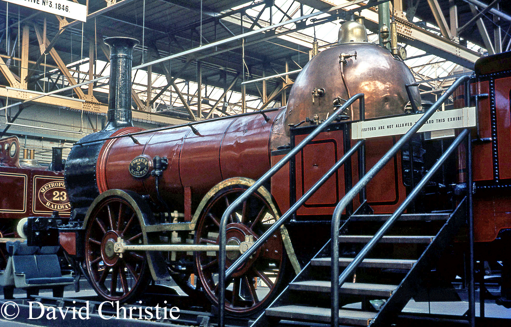 Furness Railway No 3 in Clapham Museum - November 1968.jpg