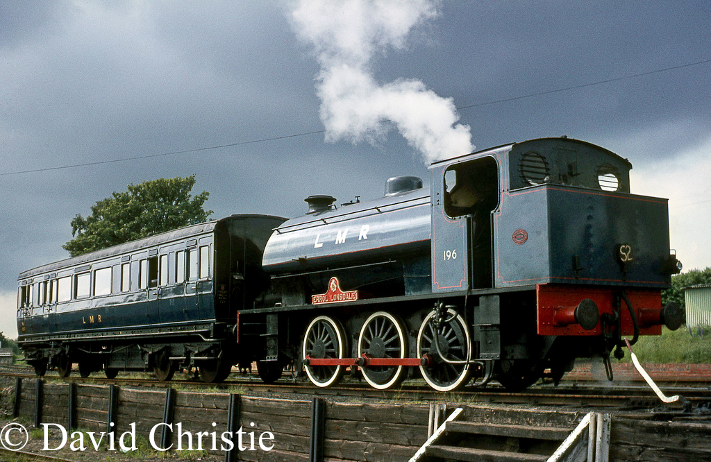 Hunslet Works No 3796 on the Longmoor Military Railway - June 1968.jpg