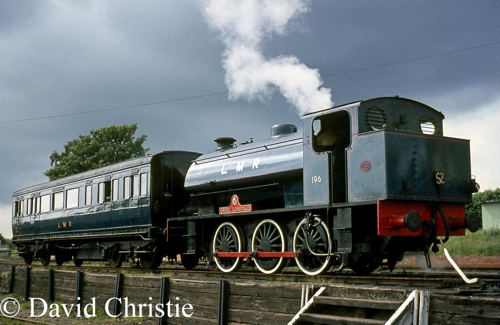 Hunslet Works No 3796 on the Longmoor Military Railway - June 1968.jpg