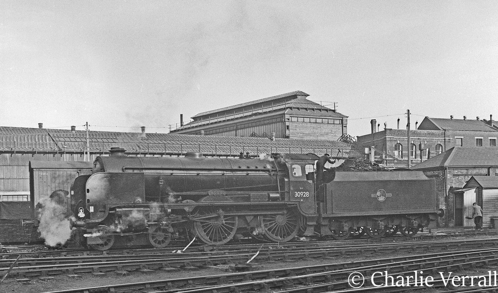 30928 Stowe on Brighton shed – February 1962.jpg