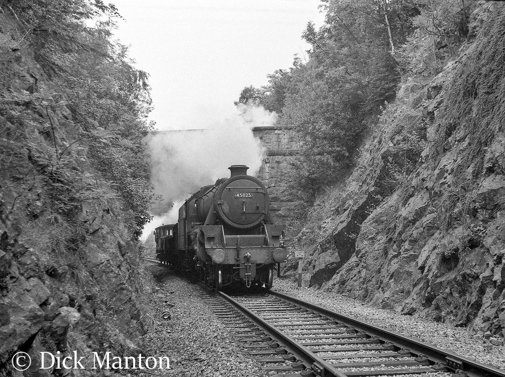 45025 on the short branch from Sandside to Arnside - Summer 1968.jpg