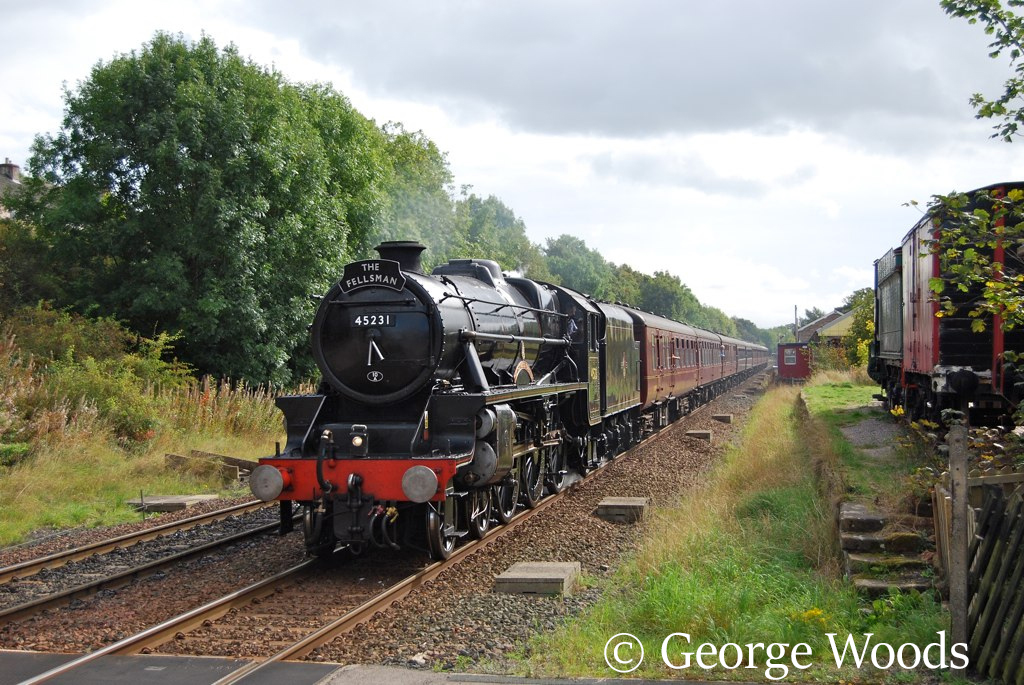 45231 at appleby - september 2009