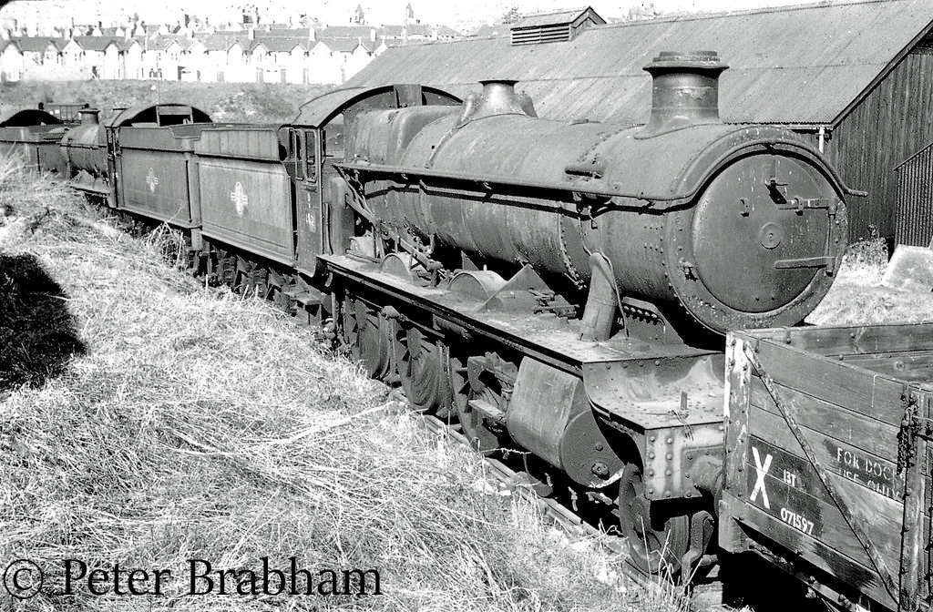 This image has an empty alt attribute; its file name is 4942-maindy-hall-in-woodhams-scrapyard-at-barry-c1967.jpg