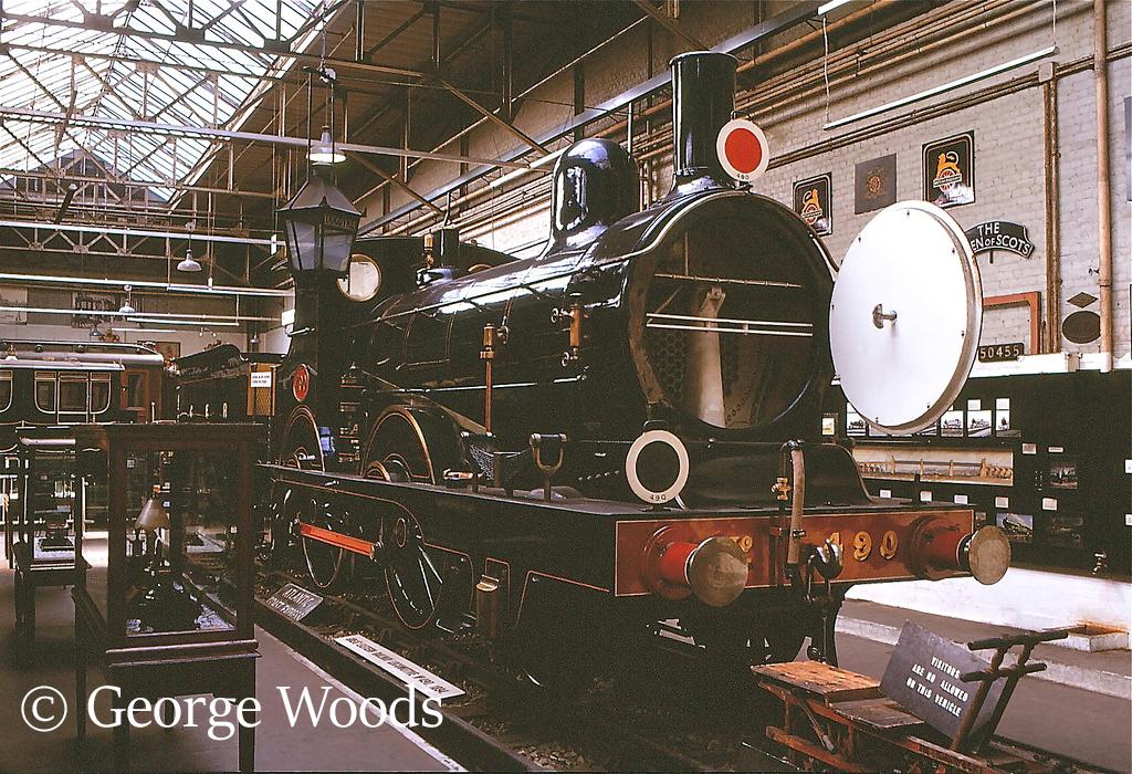 62785 in the British Transport Museum at Clapham - 1972.jpg
