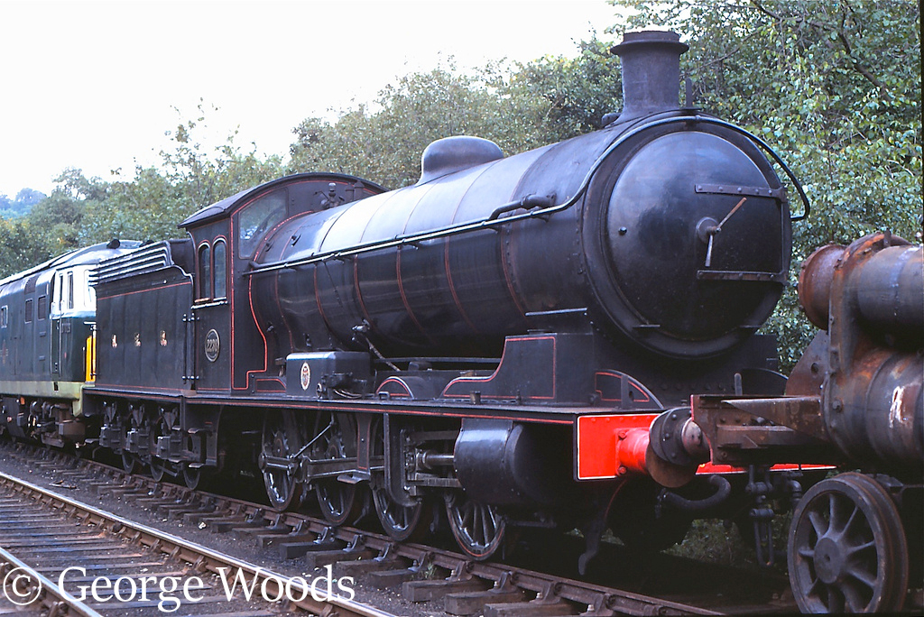 63395 at Grosmont on the North Yorkshire Moors Railway - October 1982.jpg