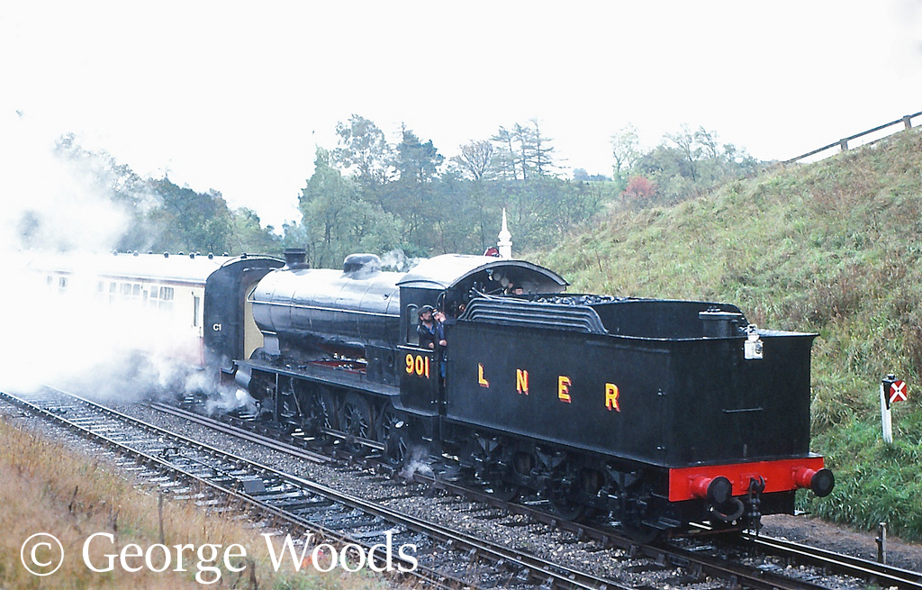 63460 on the North Yorkshire Moors Railway - October 1990.jpg