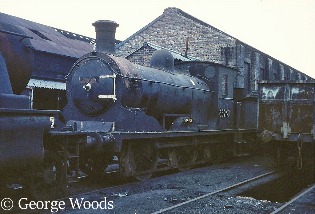 65243 at St Margarets shed in Edinburgh - August 1966.jpg