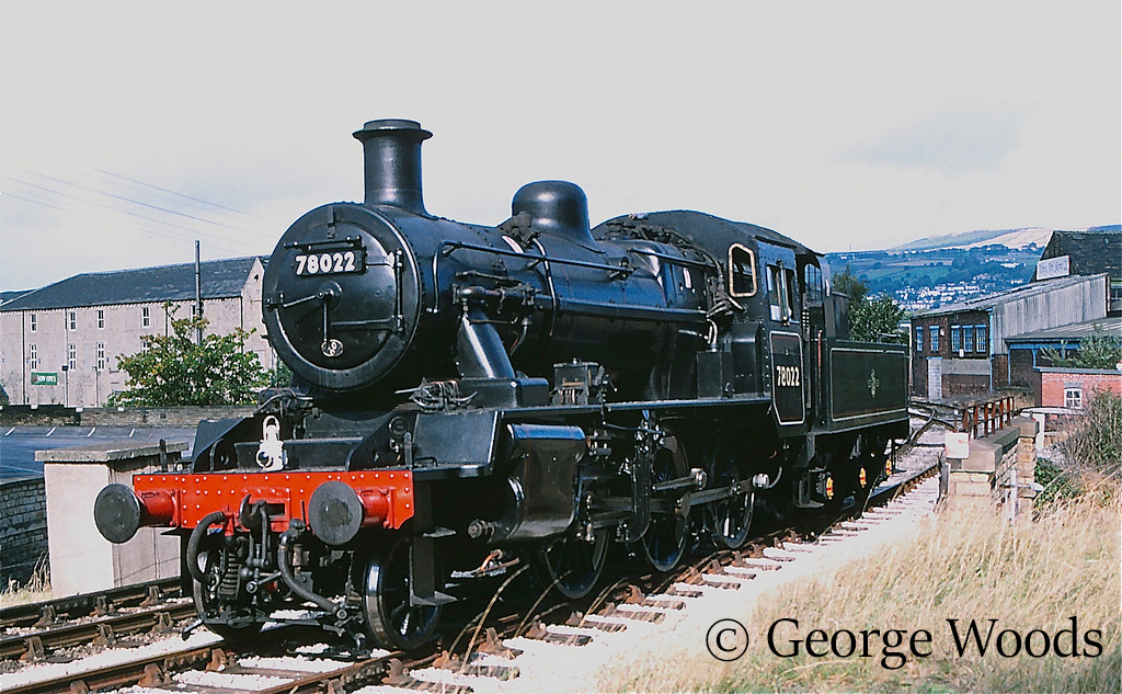 78022 at Keighley at KWVR - October 1997.jpg