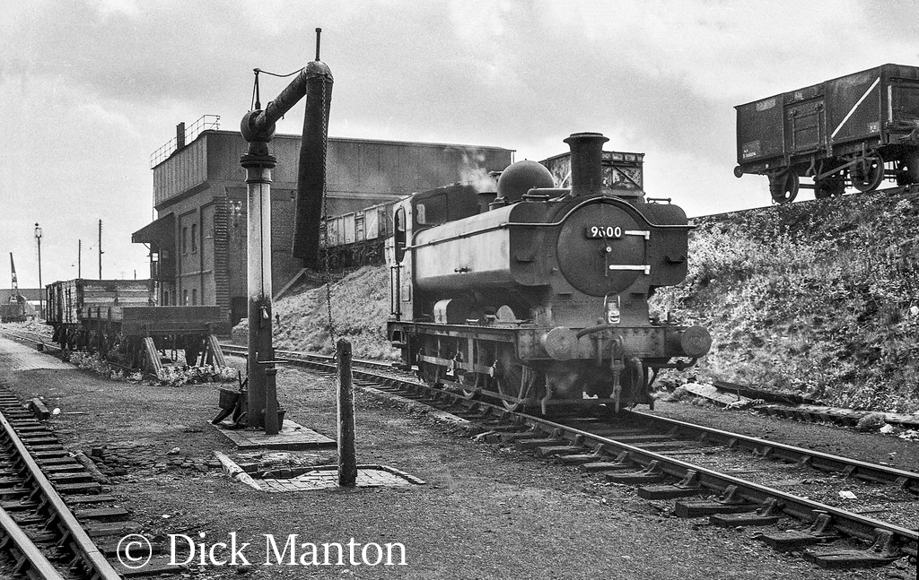 9600 at Newport Ebbw Junction shed - August 1965.jpg