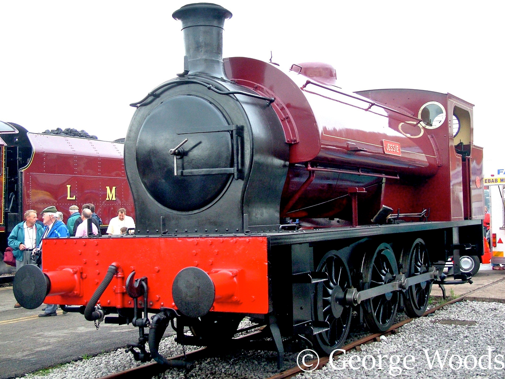 Hunslet 1873 at Crewe Works Open Day - September 2005.jpg