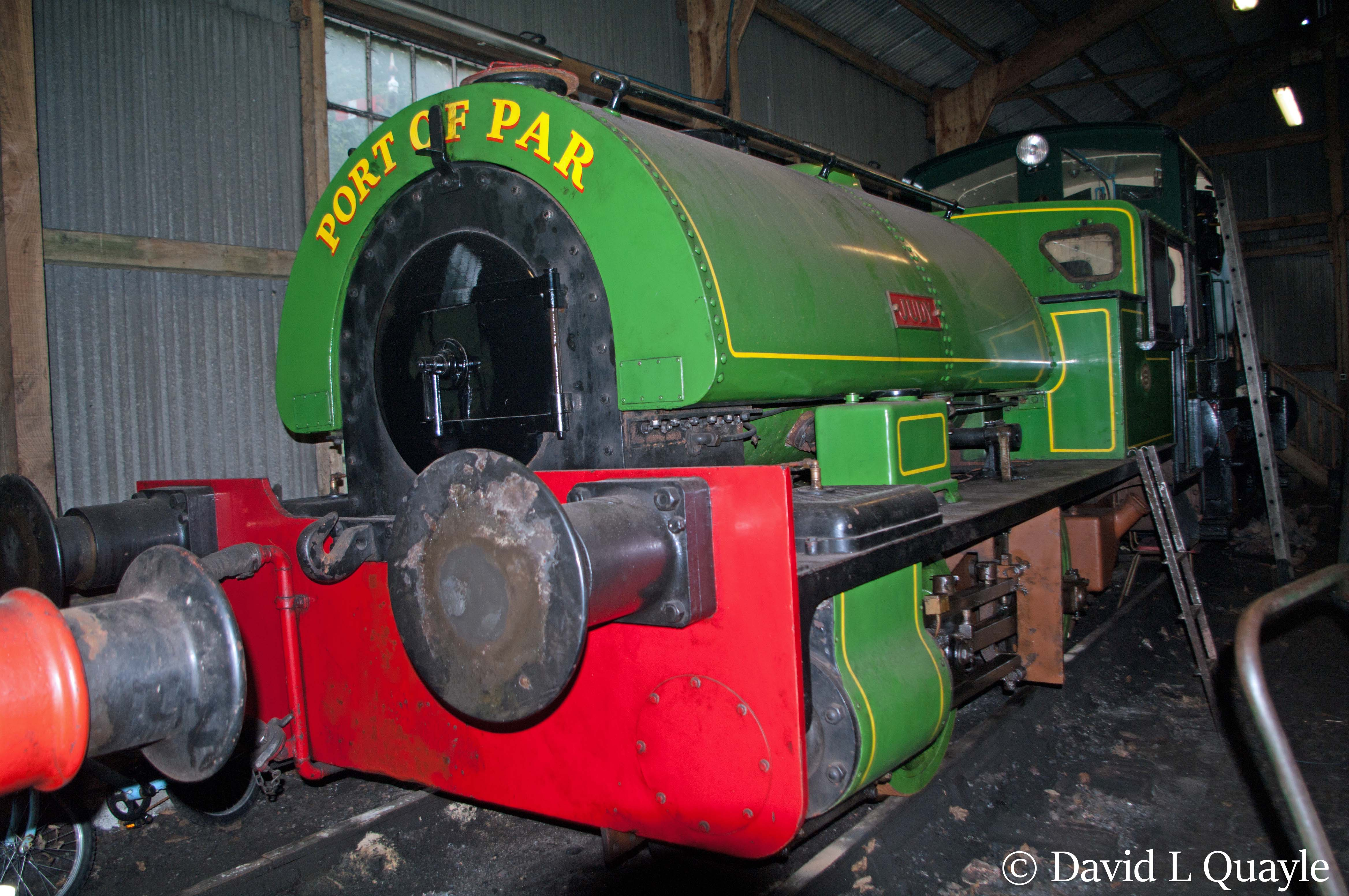 This image has an empty alt attribute; its file name is 2572-on-the-shed-at-bodmin-on-the-bodmin-wenford-railway-april-2018.jpg