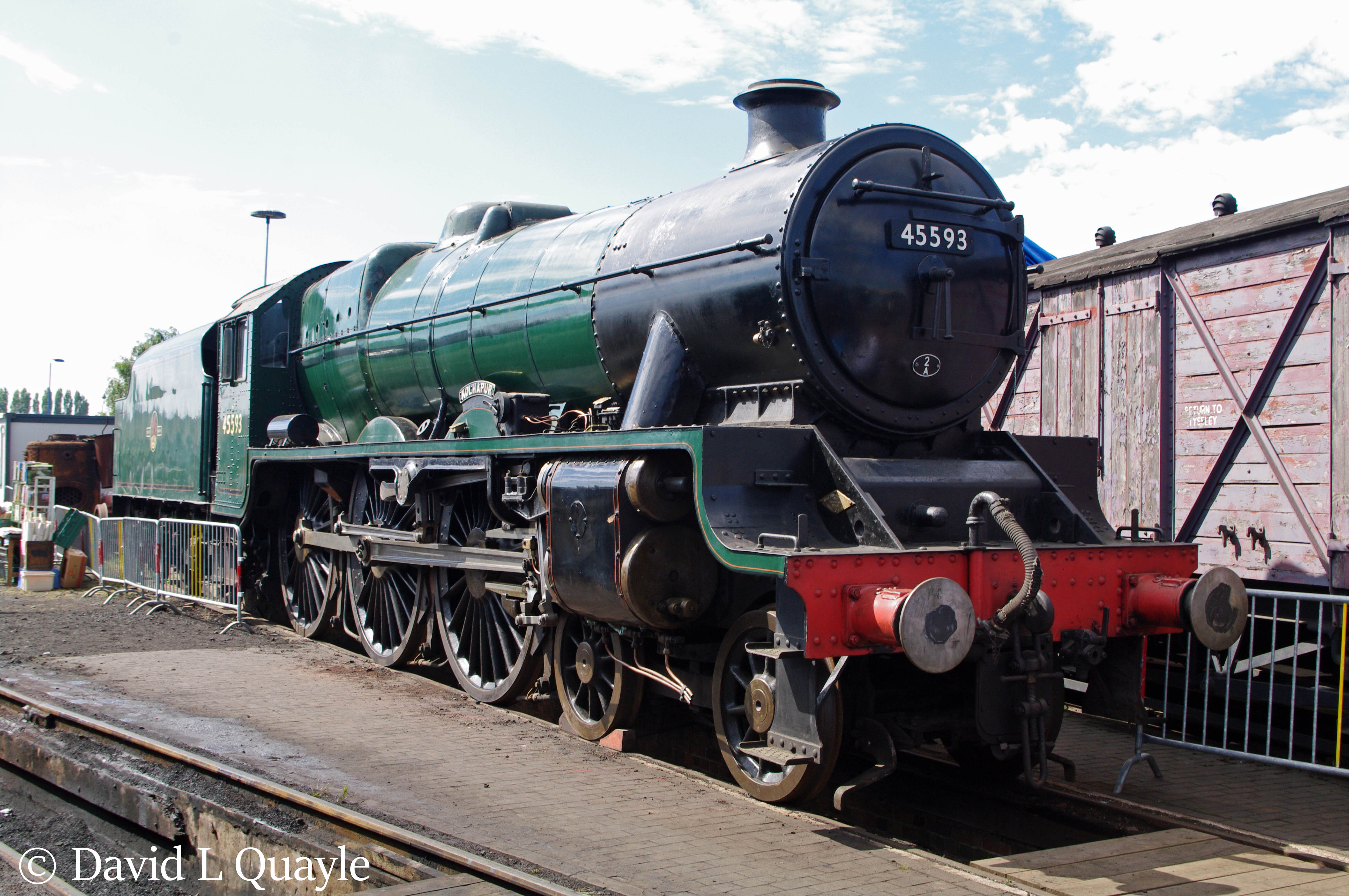 This image has an empty alt attribute; its file name is 45593-at-kolhapur-at-tyseley-june-2011.jpg