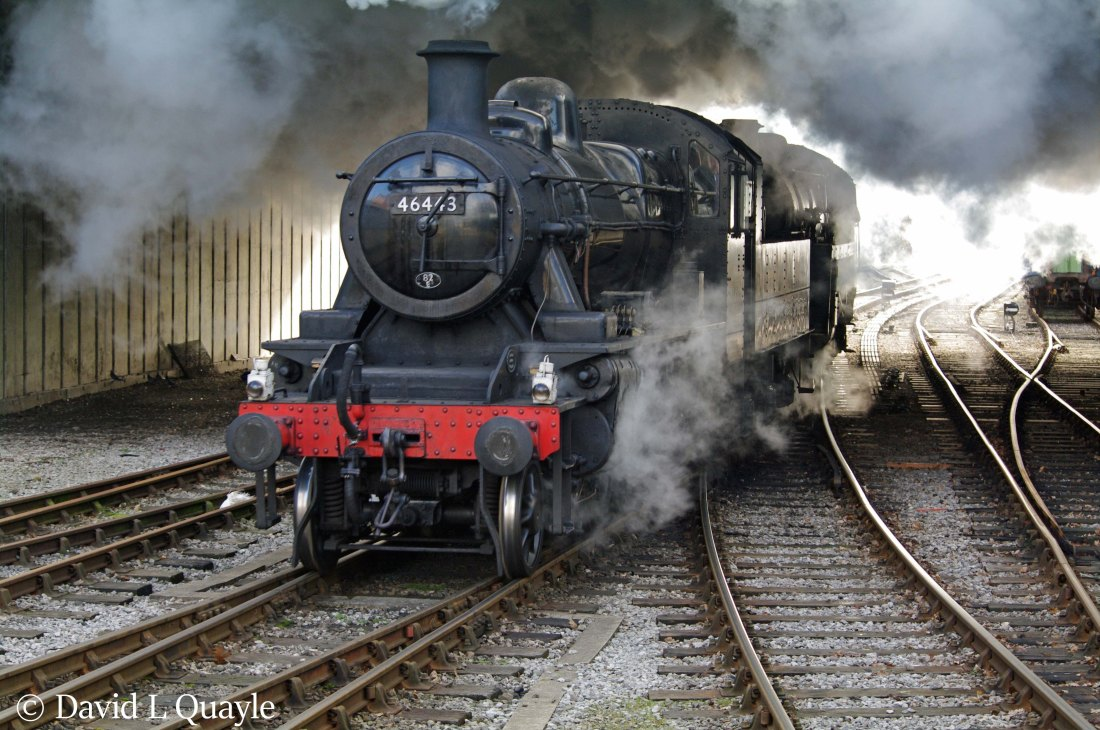 This image has an empty alt attribute; its file name is 46443-at-bury-on-the-east-lancashire-railway-february-2011.jpg