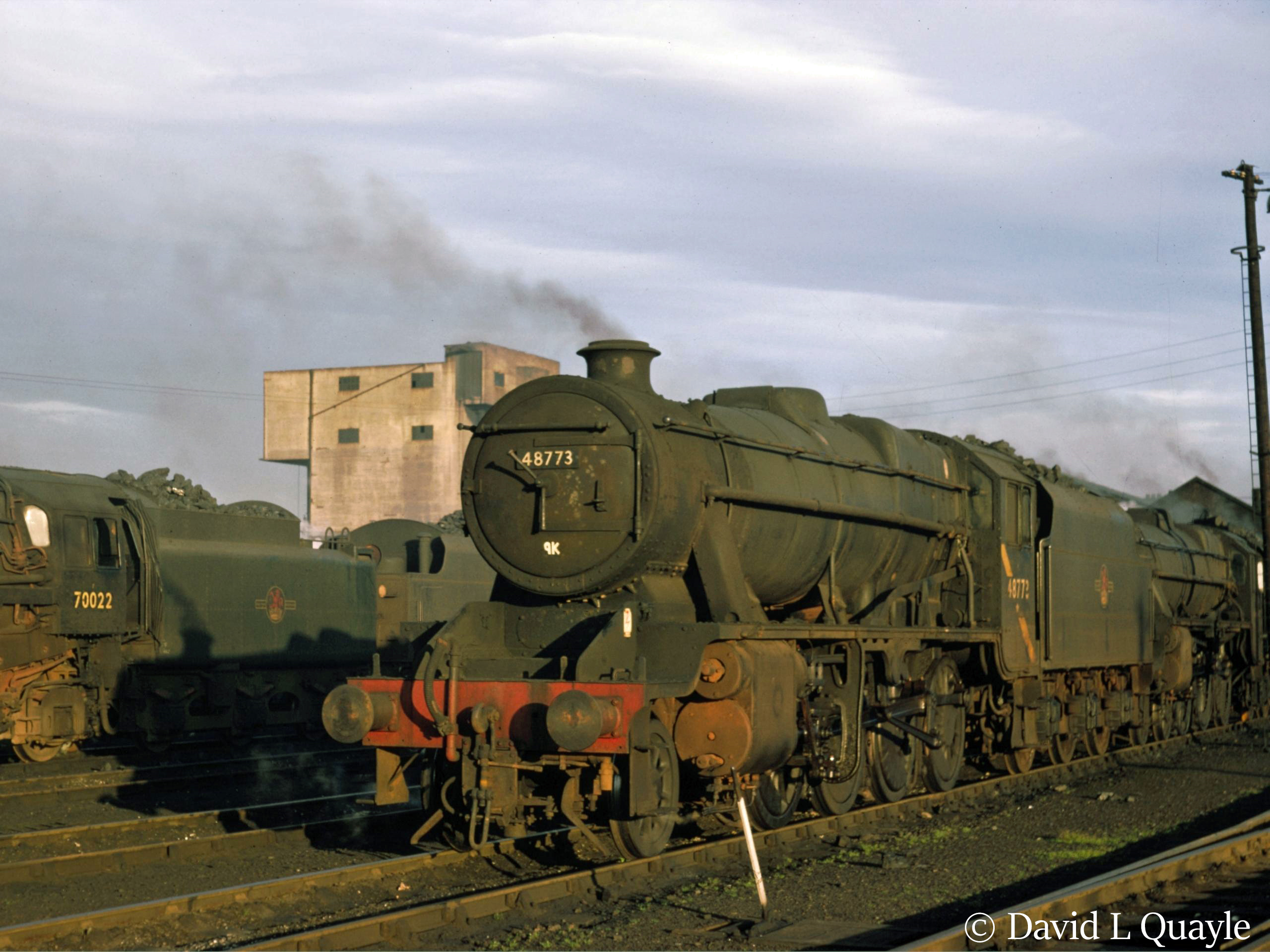 This image has an empty alt attribute; its file name is 48773-on-carlisle-kingmoor-shed-august-1967..jpg