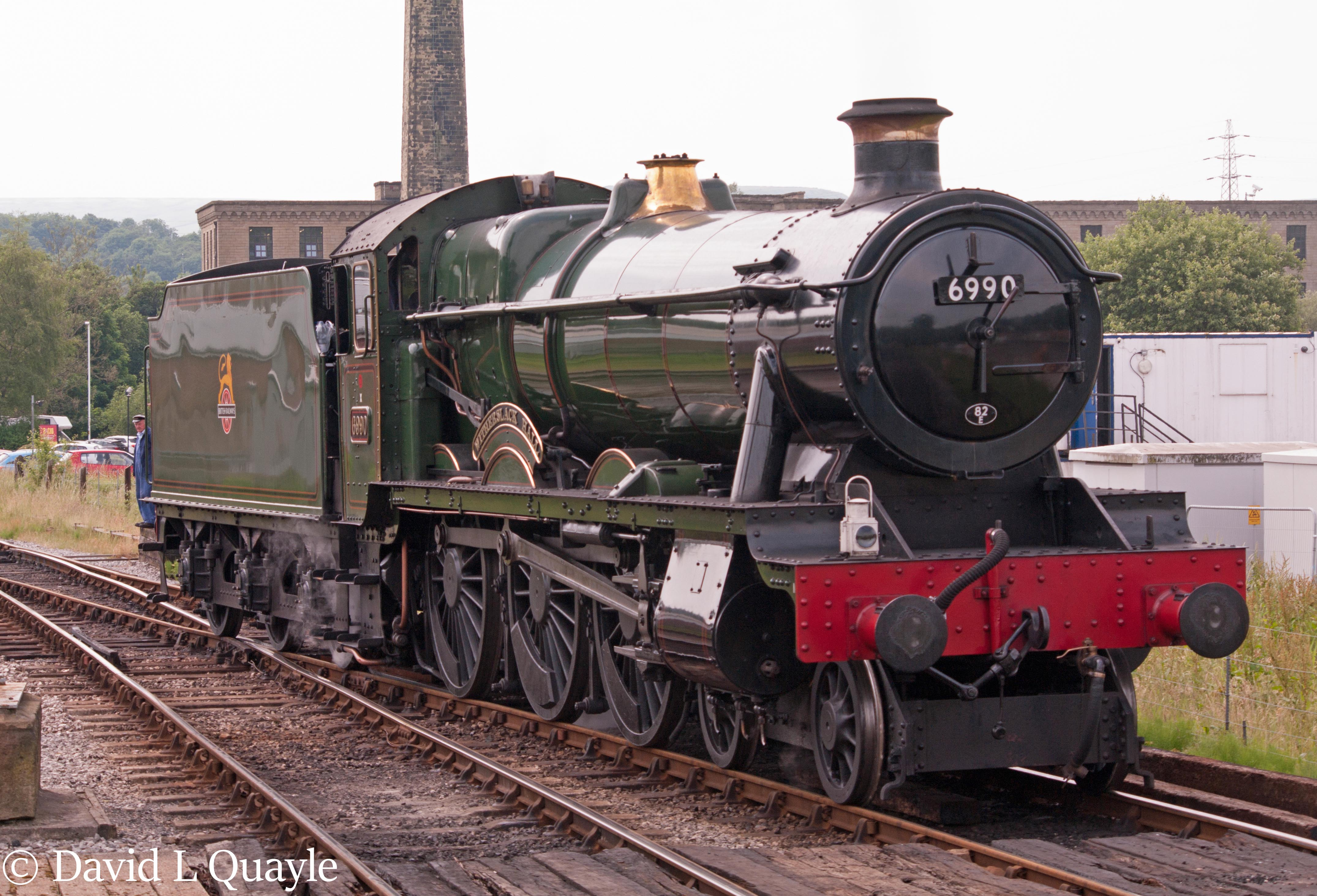 This image has an empty alt attribute; its file name is 6990-witherslack-hall-at-rawtenstall-on-the-east-lancashire-railway-june-2017-o.jpg