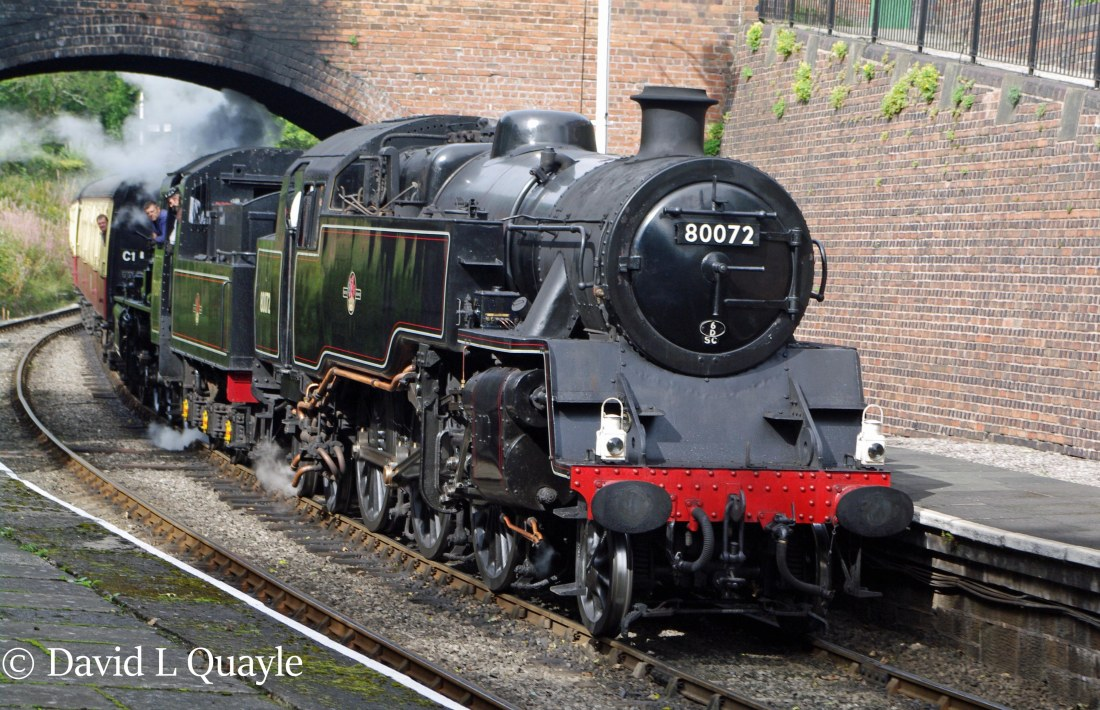 This image has an empty alt attribute; its file name is 80072-with-78019-at-llangollen-september-2011.jpg