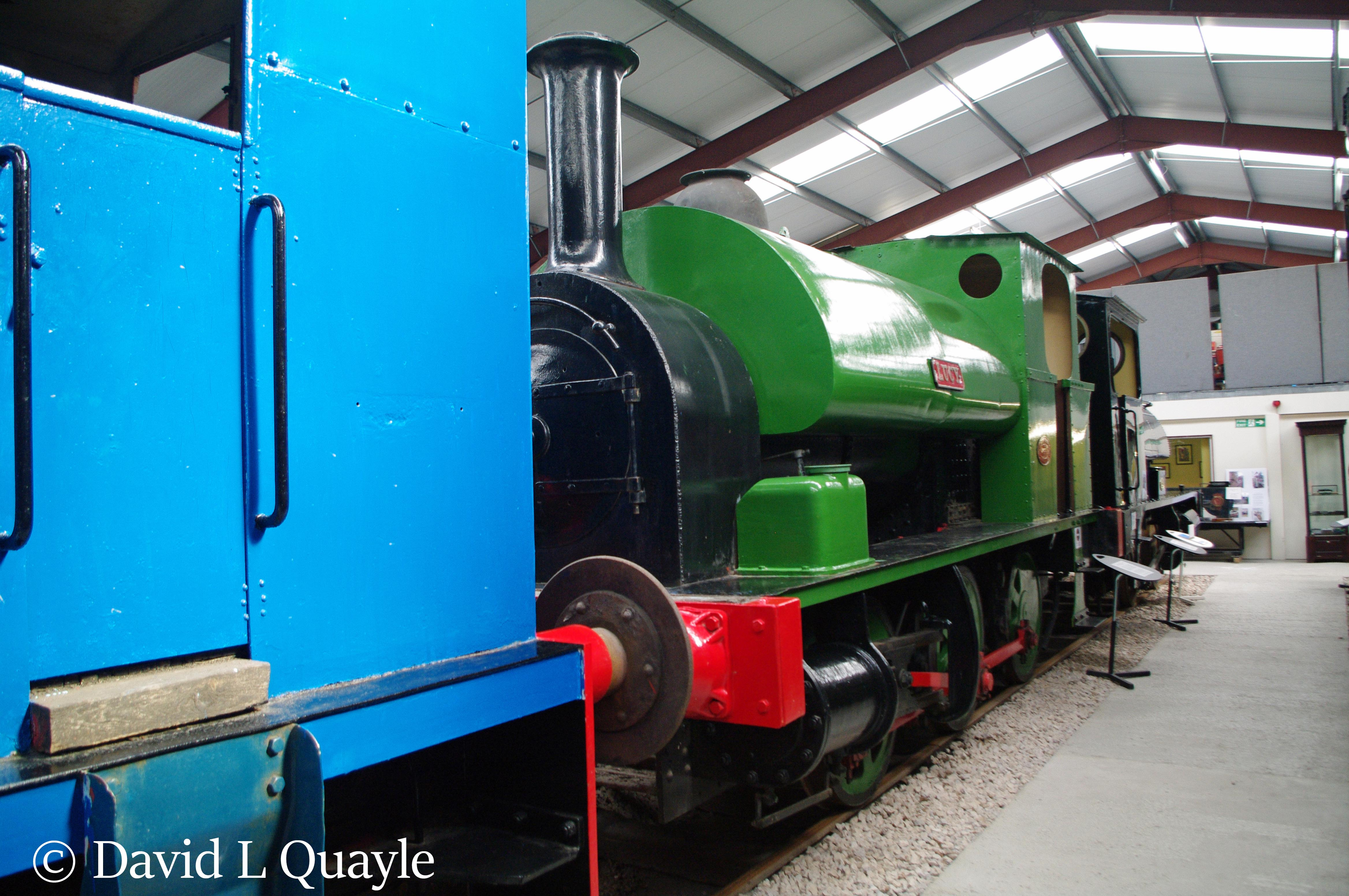 This image has an empty alt attribute; its file name is avonside-1568-lucy-at-the-ribble-steam-railway-september-2012.jpg